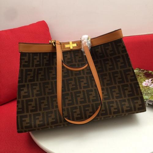 Fendi AAA Quality Handbags In 41*30*16cm For Women #809970