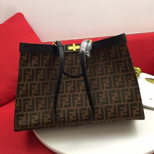 Fendi AAA Quality Handbags In 41*30*16cm For Women #809971