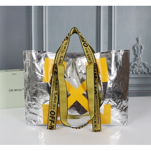 Off-White AAA Quality Handbags For Women #809989