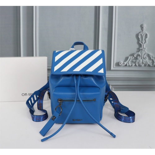 Off-White AAA Quality Backpacks For Women #810006