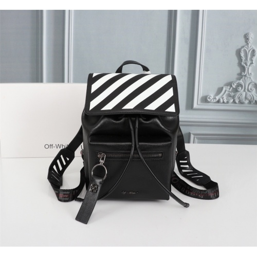 Off-White AAA Quality Backpacks For Women #810007