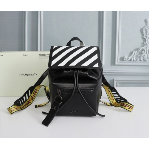 Off-White AAA Quality Backpacks For Women #810008