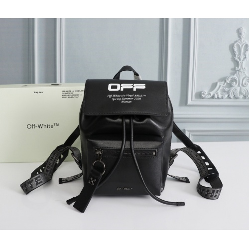 Off-White AAA Quality Backpacks For Women #810010