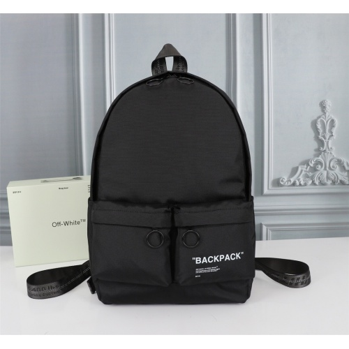 Off-White AAA Quality Backpacks #810013