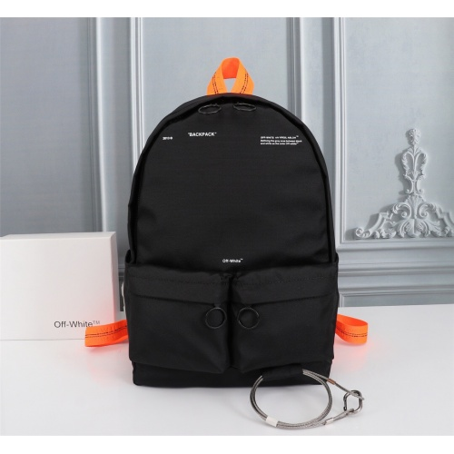 Off-White AAA Quality Backpacks #810014