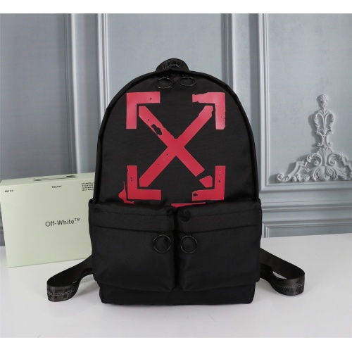 Off-White AAA Quality Backpacks #810015