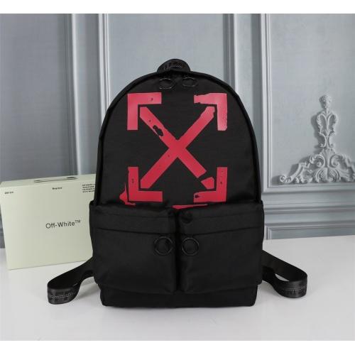 Off-White AAA Quality Backpacks #810015