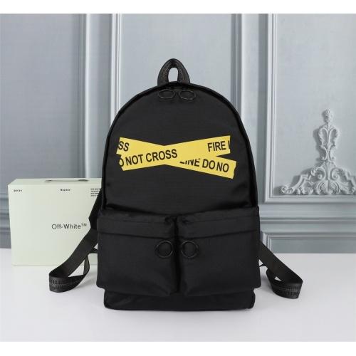 Off-White AAA Quality Backpacks #810016