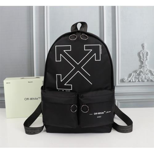 Off-White AAA Quality Backpacks #810020