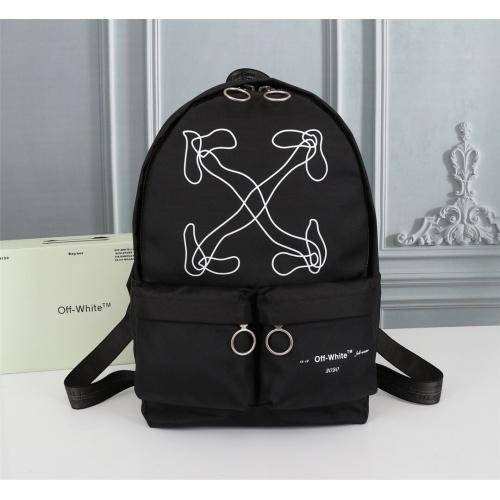 Off-White AAA Quality Backpacks #810021