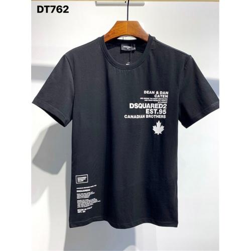 Dsquared T-Shirts Short Sleeved O-Neck For Men #810049