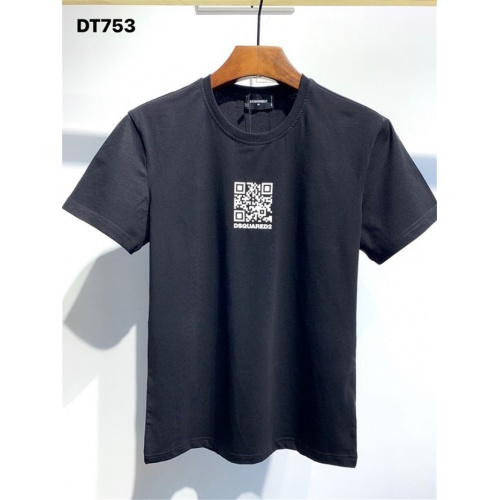 Dsquared T-Shirts Short Sleeved O-Neck For Men #810051