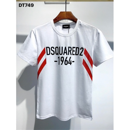Dsquared T-Shirts Short Sleeved O-Neck For Men #810052