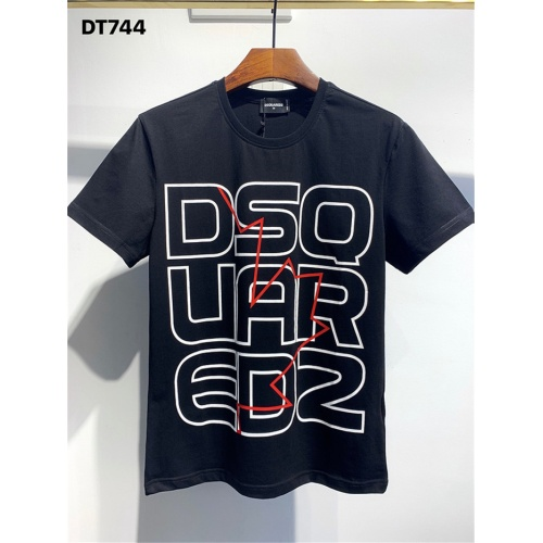 Dsquared T-Shirts Short Sleeved O-Neck For Men #810055