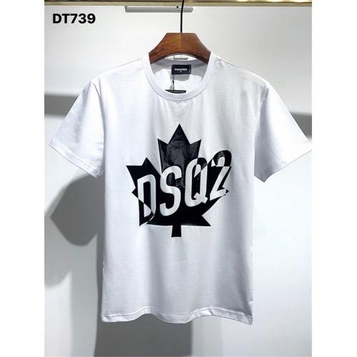 Dsquared T-Shirts Short Sleeved O-Neck For Men #810057