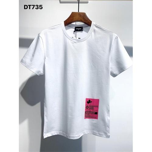 Dsquared T-Shirts Short Sleeved O-Neck For Men #810060