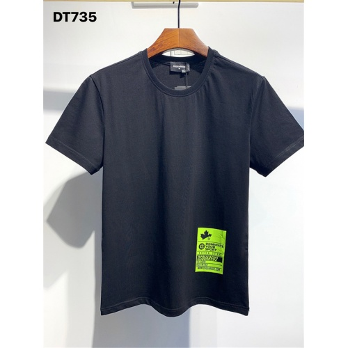 Dsquared T-Shirts Short Sleeved O-Neck For Men #810061 $25.00 USD, Wholesale Replica Dsquared T-Shirts