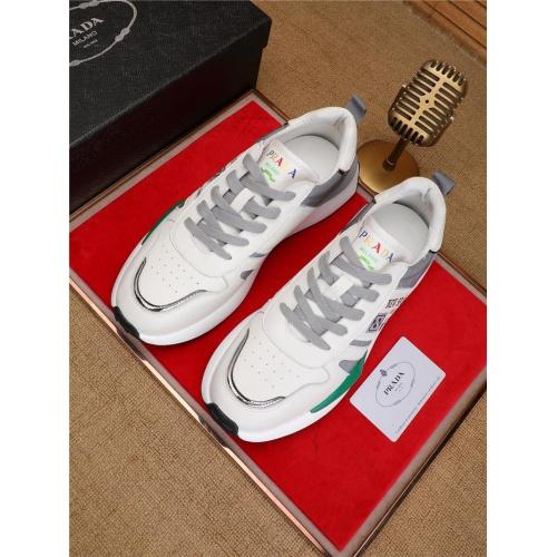Prada Casual Shoes For Men #810161