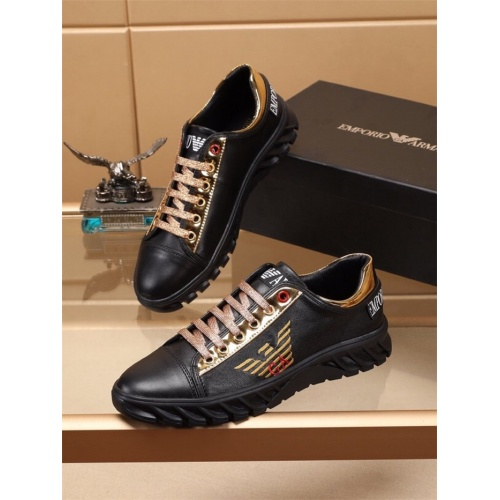 Armani Casual Shoes For Men #810185