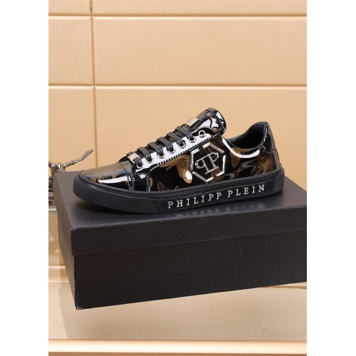 Replica Philipp Plein PP Casual Shoes For Men #810202 $76.00 USD for Wholesale