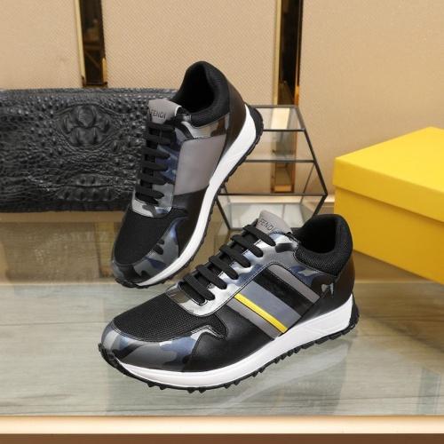 Fendi Casual Shoes For Men #810217