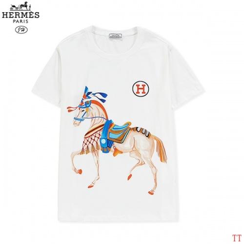 Hermes T-Shirts Short Sleeved O-Neck For Men #810263