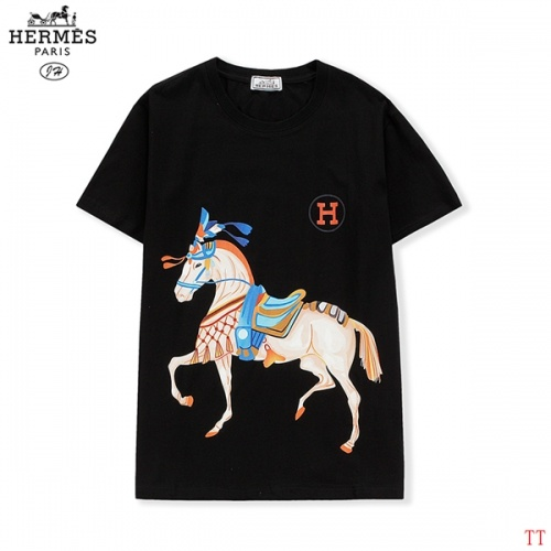 Hermes T-Shirts Short Sleeved O-Neck For Men #810264