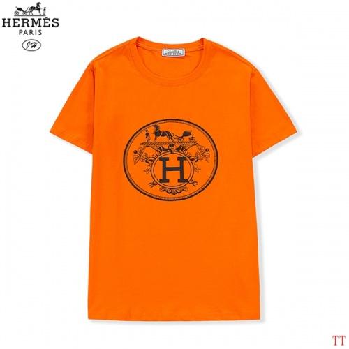 Hermes T-Shirts Short Sleeved O-Neck For Men #810265