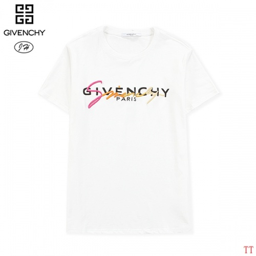 Givenchy T-Shirts Short Sleeved O-Neck For Men #810291