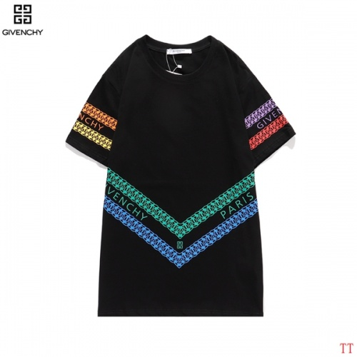 Givenchy T-Shirts Short Sleeved O-Neck For Men #810294 $29.00 USD, Wholesale Replica Givenchy T-Shirts