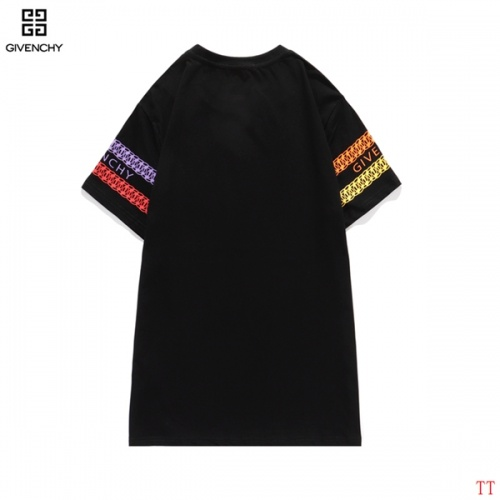 Replica Givenchy T-Shirts Short Sleeved O-Neck For Men #810294 $29.00 USD for Wholesale
