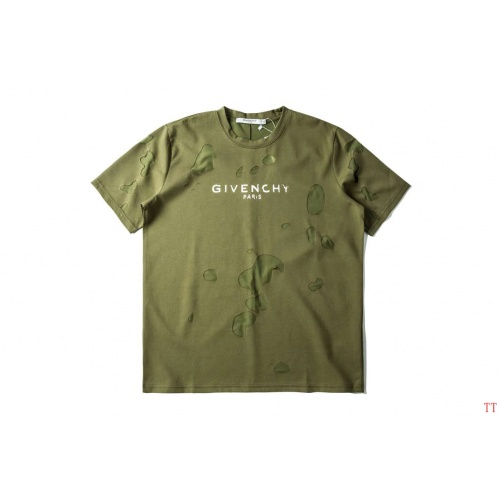 Givenchy T-Shirts Short Sleeved O-Neck For Men #810295 $36.00 USD, Wholesale Replica Givenchy T-Shirts
