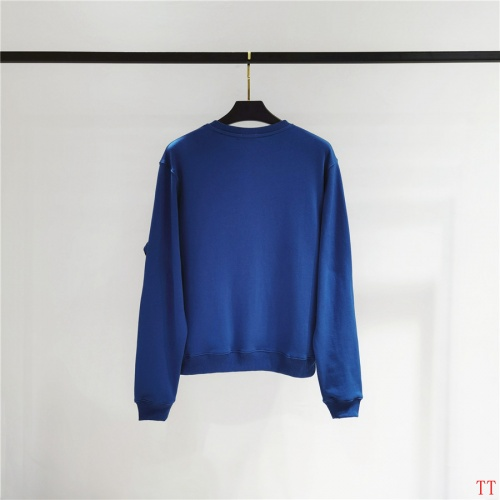 Replica Christian Dior Hoodies Long Sleeved O-Neck For Men #810299 $39.00 USD for Wholesale