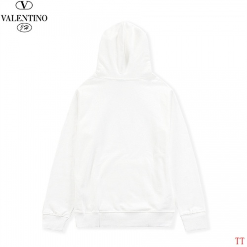 Replica Valentino Hoodies Long Sleeved Hat For Men #810352 $40.00 USD for Wholesale