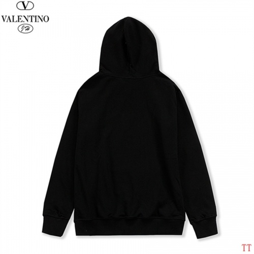 Replica Valentino Hoodies Long Sleeved Hat For Men #810353 $40.00 USD for Wholesale