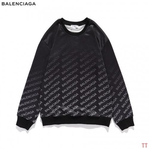 Balenciaga Hoodies Long Sleeved O-Neck For Men #810361