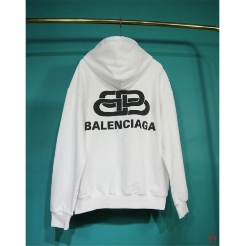 Balenciaga Hoodies Long Sleeved Hat For Men #810366 $48.00 USD, Wholesale Replica Balenciaga Hoodies
