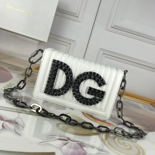 Dolce & Gabbana D&G AAA Quality Messenger Bags For Women #810374