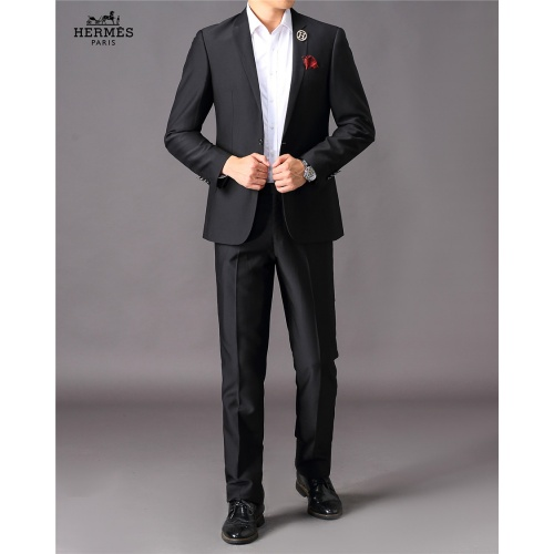 Hermes Two-Piece Suits Long Sleeved For Men #810546