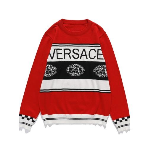 Versace Hoodies Long Sleeved O-Neck For Men #810627