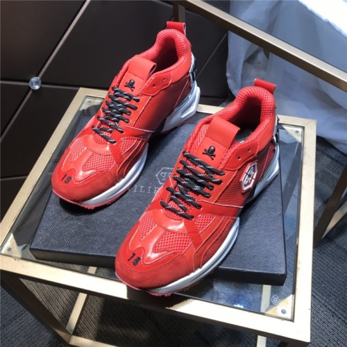 Philipp Plein PP Casual Shoes For Men #810637