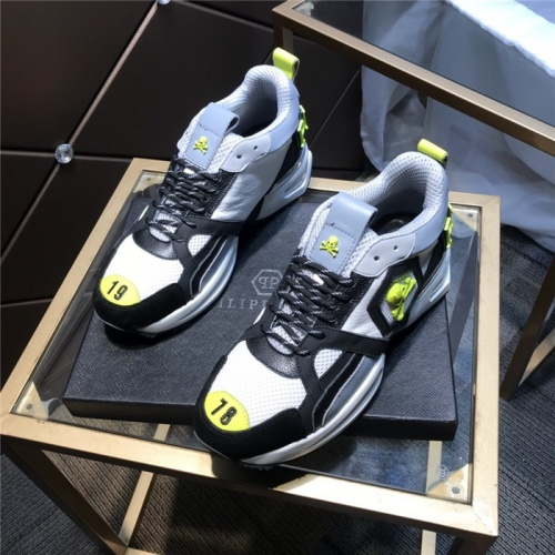 Philipp Plein PP Casual Shoes For Men #810638
