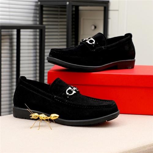 Ferragamo Salvatore FS Casual Shoes For Men #810644