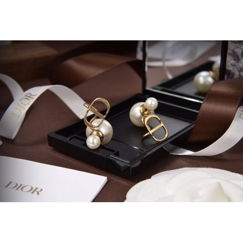 Christian Dior Earrings #810674 $29.00 USD, Wholesale Replica Christian Dior Earrings