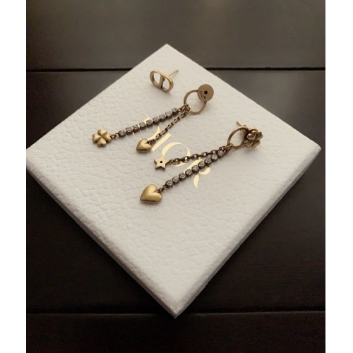 Christian Dior Earrings #810676