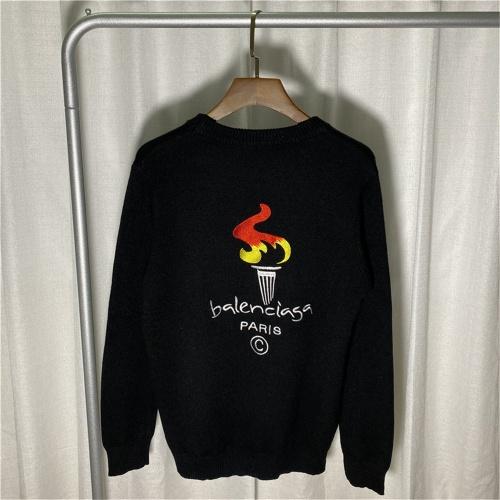 Balenciaga Sweaters Long Sleeved O-Neck For Men #810681