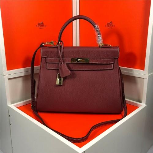 Hermes AAA Quality Handbags For Women #810690