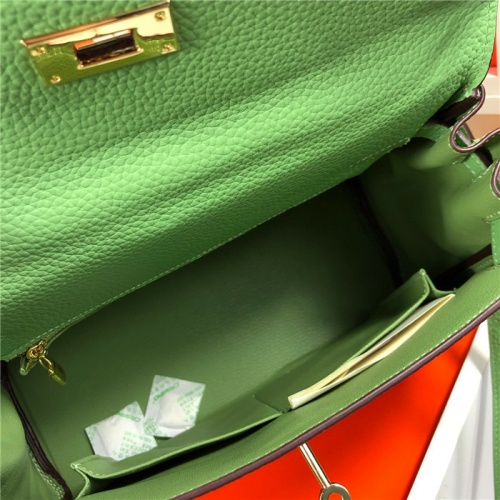 Replica Hermes AAA Quality Handbags For Women #810693 $93.00 USD for Wholesale