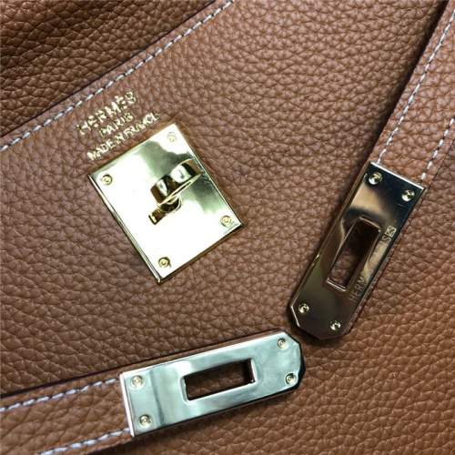 Replica Hermes AAA Quality Handbags For Women #810697 $93.00 USD for Wholesale