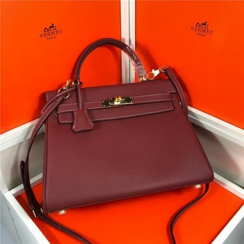 Hermes AAA Quality Handbags For Women #810703
